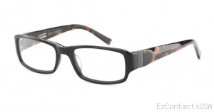 John Varvatos V341 Eyeglasses - John Varvatos