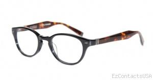 John Varvatos V342 Eyeglasses - John Varvatos