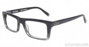 John Varvatos V346 Eyeglasses - John Varvatos