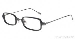 John Varvatos V347 Eyeglasses - John Varvatos
