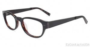 John Varvatos V355 UF Eyeglasses - John Varvatos