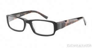John Varvatos V341 AF Eyeglasses - John Varvatos