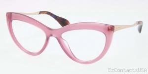 Miu Miu MU 01MV Eyeglasses - Miu Miu