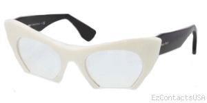 Miu Miu MU 04MV Eyeglasses - Miu Miu