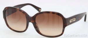 Coach HC8041 Sunglasses Carla - Coach