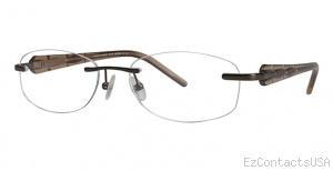 Adrienne Vittadini AV-10 Eyeglasses - Adrienne Vittadini