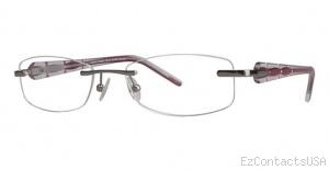 Adrienne Vittadini AV-18 Eyeglasses - Adrienne Vittadini