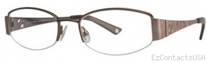 Adrienne Vittadini AV 1018 Eyeglasses - Adrienne Vittadini