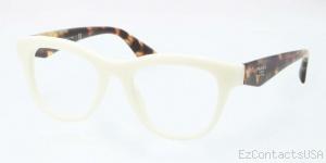 Prada PR 04QV Eyeglasses - Prada
