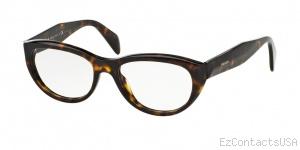 Prada PR 01QV Eyeglasses - Prada
