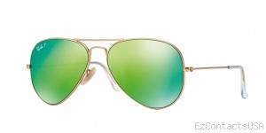 Ray Ban RB3025 Sunglasses Polarized 58 Size - Ray-Ban