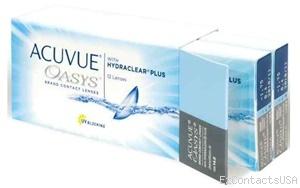 Acuvue Oasys 12 Pack - Acuvue