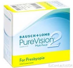Purevision 2 for Presbyopia - PureVision