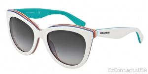 Dolce & Gabbana DG4207 Sunglasses - Dolce & Gabbana