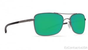 Costa Del Mar Palapa Sunglasses Gunmetal Frame - Costa Del Mar