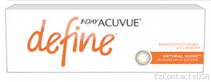 1-Day Acuvue Define 30 Pack - Acuvue