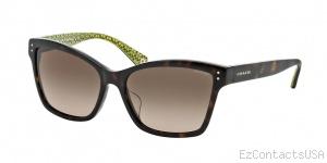 Coach HC8107F Sunglasses Archie - Coach
