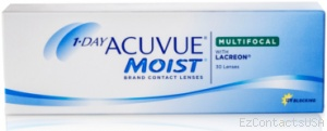 1-Day Acuvue Moist Multifocal 30 Pack - Acuvue