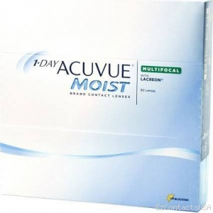 1-Day Acuvue Moist Multifocal 90 Pack - Acuvue