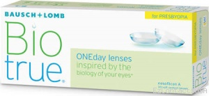 Biotrue ONEday for Presbyopia - Biotrue