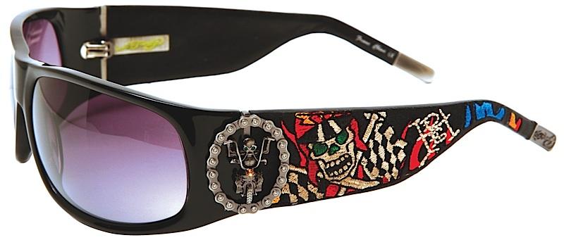 16795f65e0a3 Ed Hardy EHS 044 Live to Ride Sunglasses