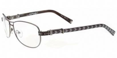 09a27e330c40 Ed Hardy EHO 722 Eyeglasses - Ed Hardy.