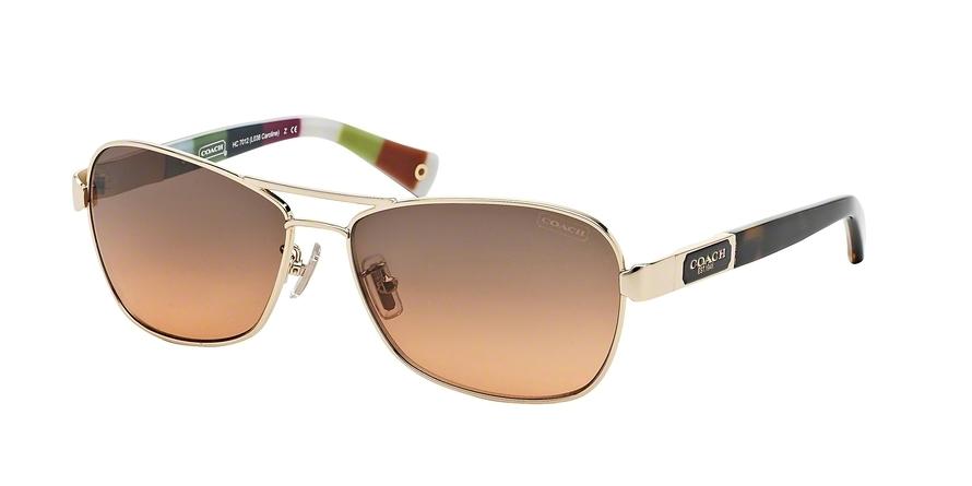 d71df9bc98f5 Coach HC7012 Caroline Sunglasses | HC 7012 | Price: $89.95