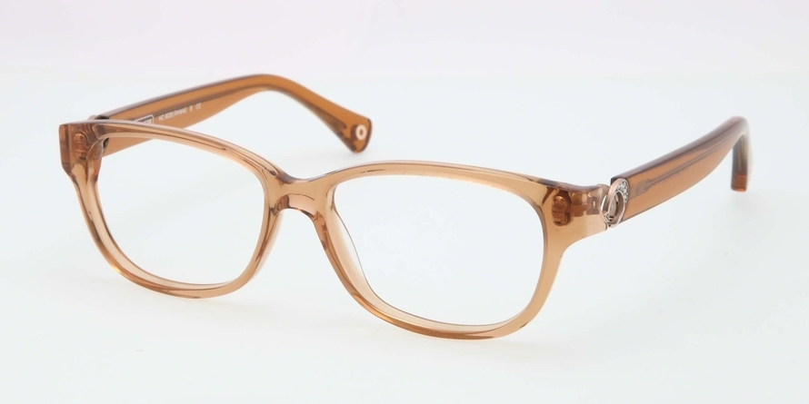 21cdae8d6976 Coach HC6038 Amara Eyeglasses | HC 6038 Prescription Glasses | Price ...