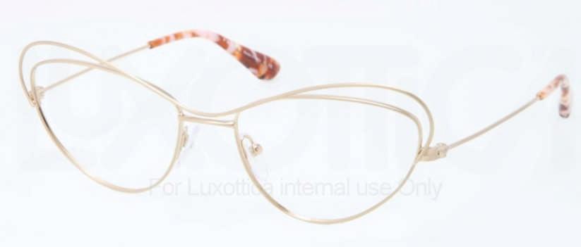 6402eb7c39c4 Prada PR 56QV Eyeglasses - Prada.
