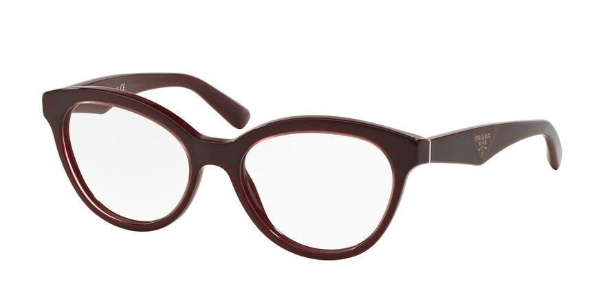 b08fac03a4 Prada PR 11RV Eyeglasses Triangle - Prada.