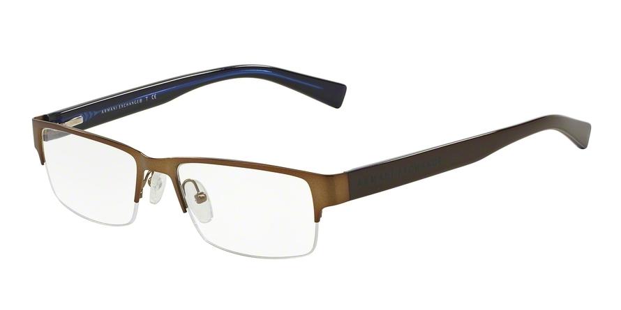 1f0c451145b Armani Exchange AX1015 Eyeglasses - Armani Exchange.